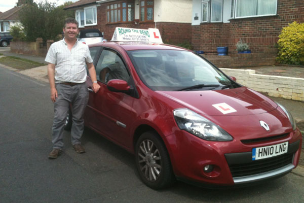 Photo of driving instructor Duncan Moore in Brighton & Hove